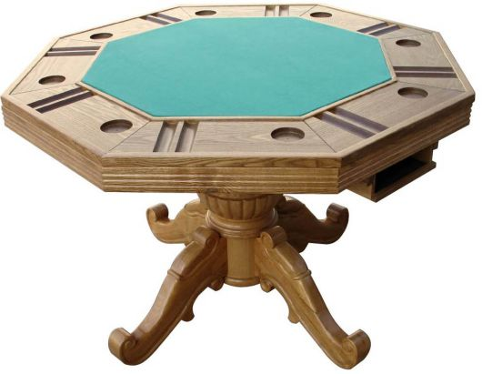 Orleans 3-in-1 craps/ poker/ dining table