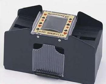 1 4 Deck Automatic Card Shuffler Donu0027t Waste Playing Time Shuffling! $26.95  FREE SHIPPING